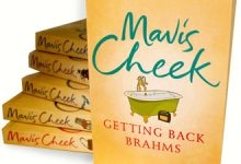 Mavis Cheek covers