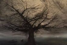 Maple Tree painting