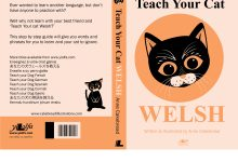Cat book cover