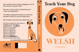 Teach your dog welsh, book